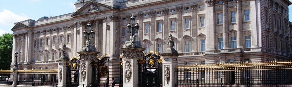 guided tours of Buckingham Palace