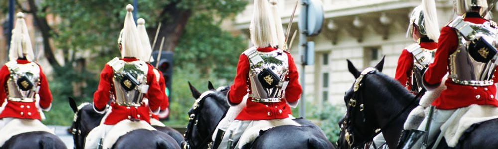 see The Household Cavalry